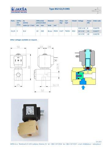 BS2 G1/4 DN5