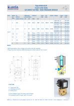 XD33 G1/4 3-port valve body - 1