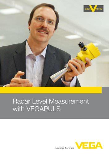 Radar Level Measurement with VEGAPULS