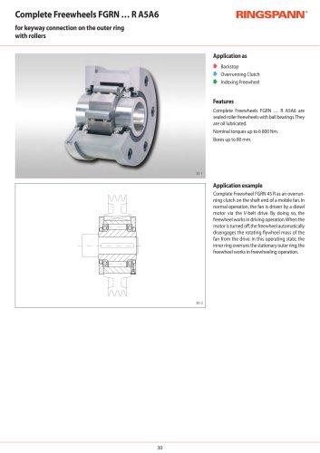 FGRN R A5A6 series