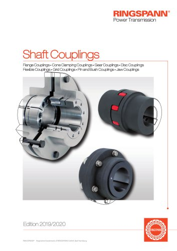 Shaft Couplings 2018/2019