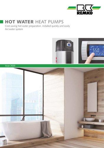Domestic Hot-Water Heatpumps