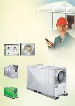 Mobile Warm Air Heating Systems 2008-2009 - 16