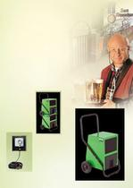 Mobile Warm Air Heating Systems 2008-2009 - 18