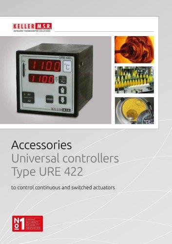 BR Universal controllers URE 422_201603_en