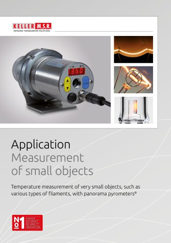 AN Measurement of small objects