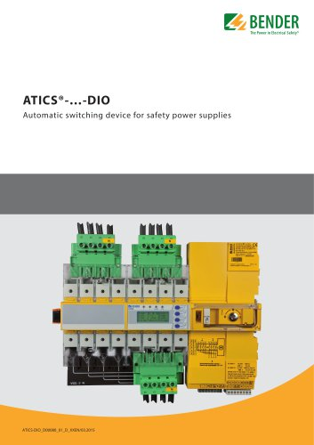 ATICS®-…-DIO