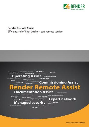 Bender Remote Assist