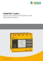 ISOMETER® iso685-…-B