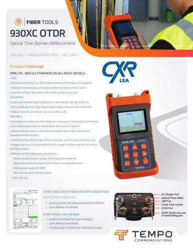 930XC OTDR