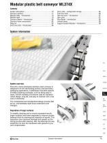 Conveyor system WL374X