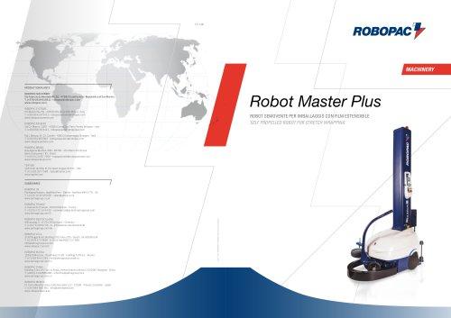 Robot Master Plus