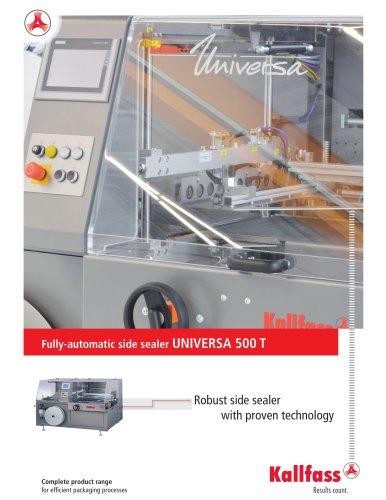 Automatic Shrink Wrapping Machine: Universa 500 T