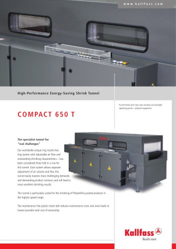 COMPACT 650 T