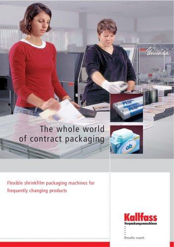 Contract packer brochure