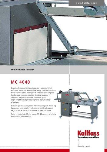Mini-Compact-Shrinker MC 4040