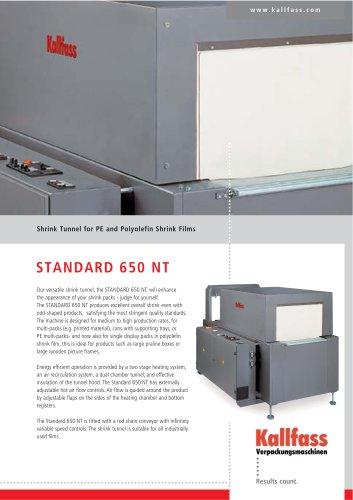 Standard 650 NT
