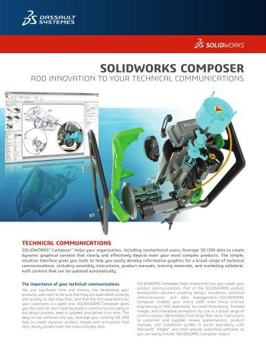 SOLIDWORKS COMPOSER 2015