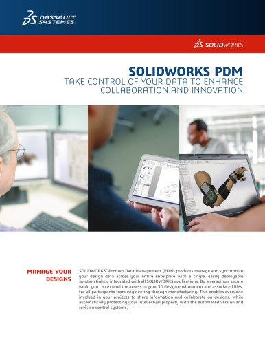 SOLIDWORKS PDM Professional 2017