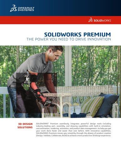 SOLIDWORKS Premium 2017