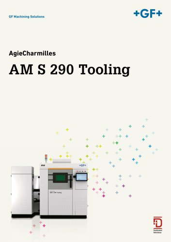 AgieCharmilles AM S 290 Tooling