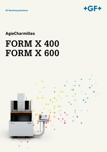 FORM X 400 FORM X 600
