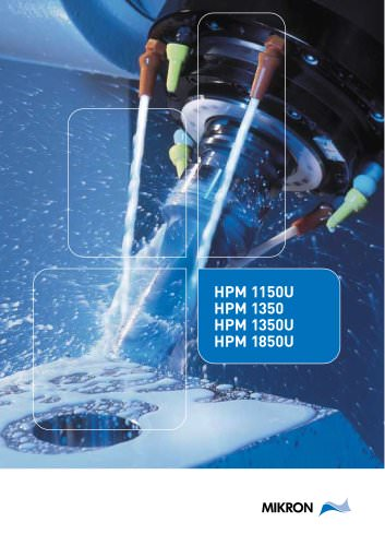 High Performance Machine (HPM) Brochure
