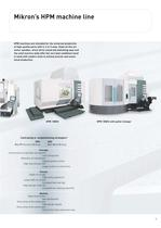 High Performance Machine (HPM) Brochure - 5