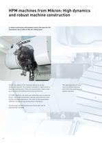 High Performance Machine (HPM) Brochure - 8
