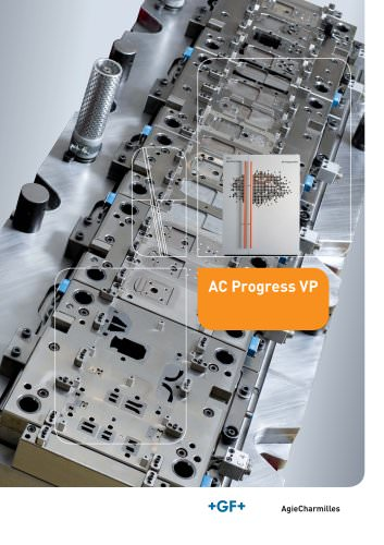 Wire Cut EDM AC Progress VP
