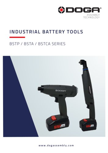 Industrial Battery tools