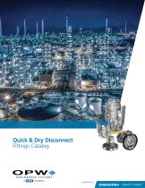 Quick & Dry DisconnectFittings Catalog