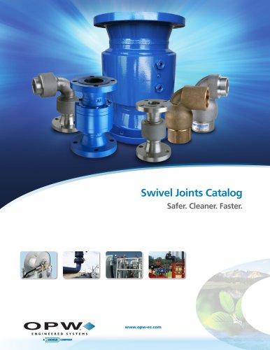 Swivel Joints CatalogSafer. Cleaner. Faster.
