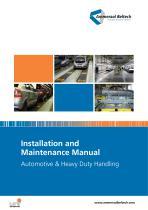 Installation and maintenance