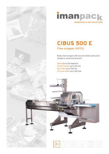 Cibus 500 E