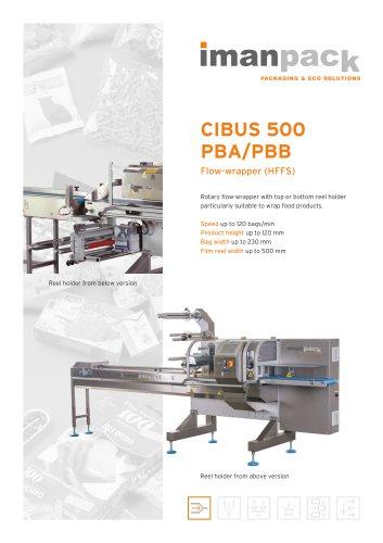 Cibus 500 Pba-Pbb