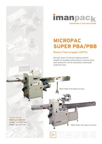 Micropac Super Pba-Pbb