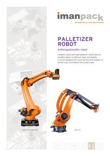 Palletizer robot 40-120-180
