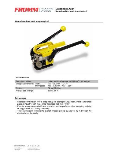 Manual tools A334