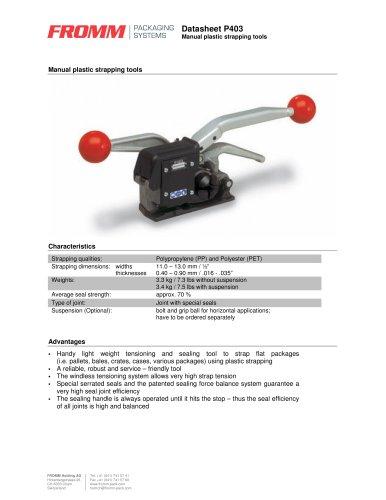 Manual tools P403