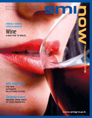 Smi Now magazine 12/2014