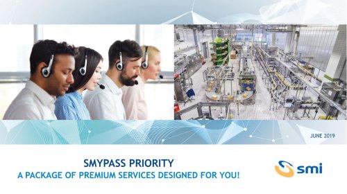 Smypass priority