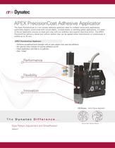 APEX PrecisionCoat Adhesive Applicator
