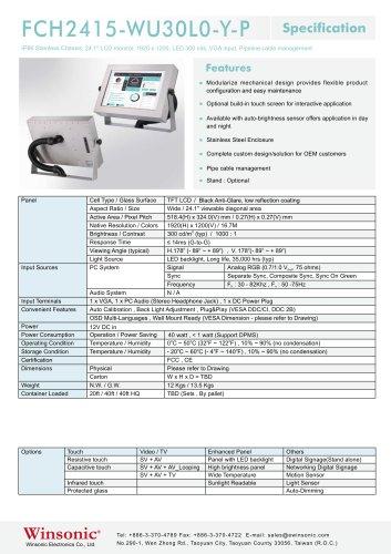FCH2415-WU30L0-Y-P