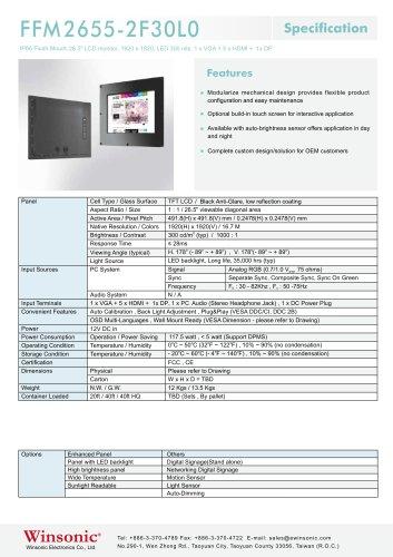 FFM2655-2F30L0