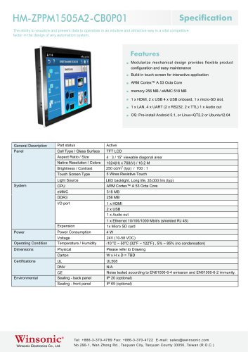 HM-ZPPM1505A2-CB0P01
