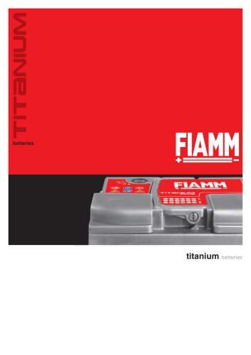 Titanium Batteries