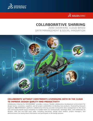 SOLIDWORKS Collaborative Sharing