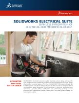 SOLIDWORKS ELECTRICAL SUITE - 1