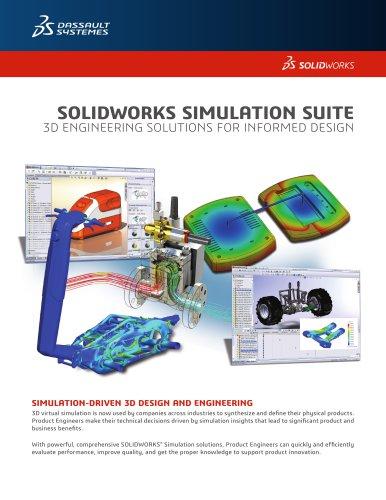 SOLIDWORKS Simulation Suite